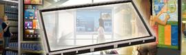 AndersDX lanza displays con tecnología táctil óptica Shadowsense de gran formato