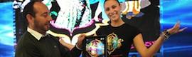 Camisetas con realidad aumentada visten al Carnaval de Santa Cruz de Tenerife