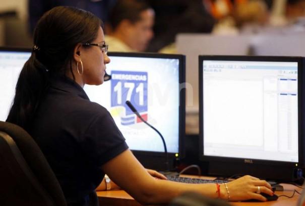 Centro de Seguridad de Atención de Emergencia 171 (Foto: AVN)