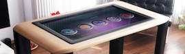SensyTouch debut its multi-touch screen in DSE 2013