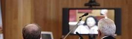 La videoconferencia en la justicia gallega permite ahorrar más de 260.000 euros en desplazamientos en 2012