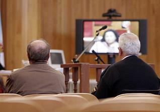 Juicio con videoconferencia (Foto: La Opinión Coruña)