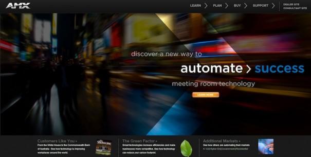 AMX Automate
