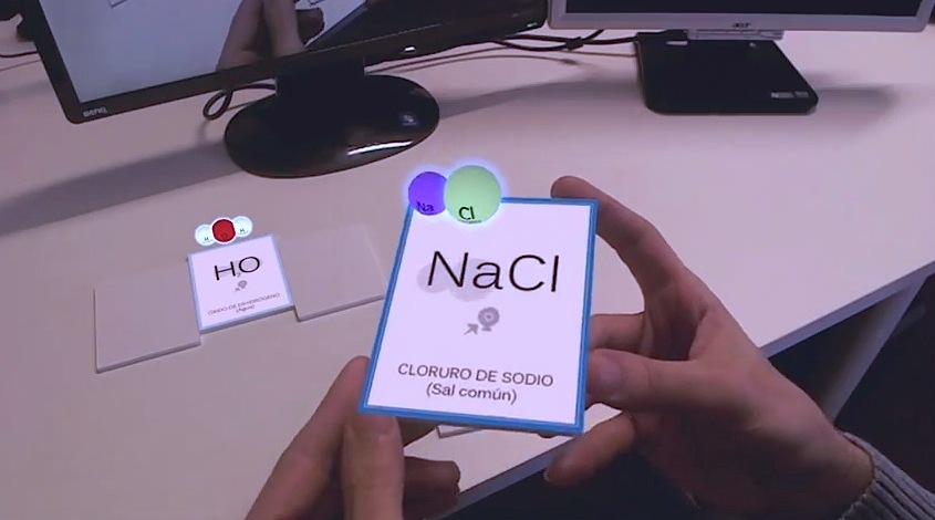 Ar Chemistry Facilitates Learning Chemistry Augmented Reality
