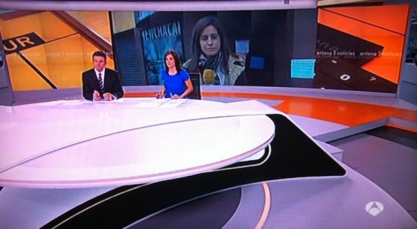 Antena3 plato