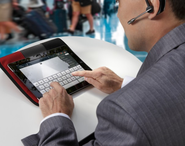 Avaya Flare Communicator en iPad