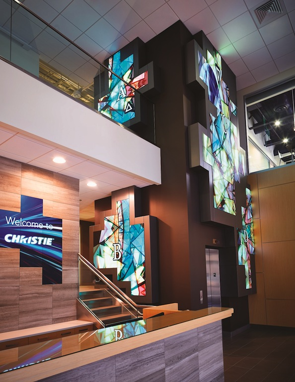 Lobby de Christie en Ontario