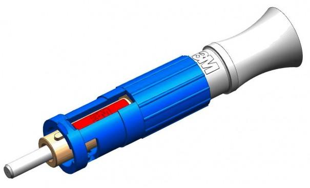 Conectores de fibra óptica 3M NPC ST