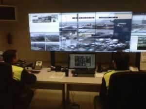 Control puerto Vigo
