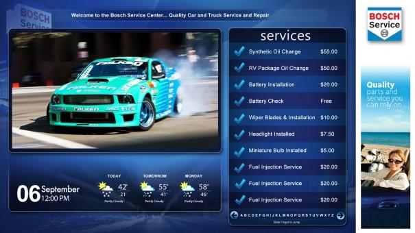 FWI Bosch Service