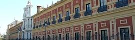 Fujitsu virtualiza toda la red corporativa de comunicaciones de la Junta de Andalucía