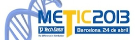 Tech Data joins the channel at Metic2013