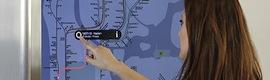 Más señalización digital en el metro de Nueva York