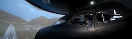 MPS despliega Projectiondesign para la formación de pilotos en el EPST