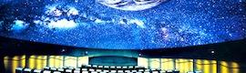 El Planetario de Bogotá reabre sus puertas con proyección digital PowerDome