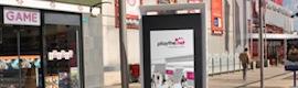 Playthe.net instala cuatro tótems en el centro comercial Imaginalia de Albacete