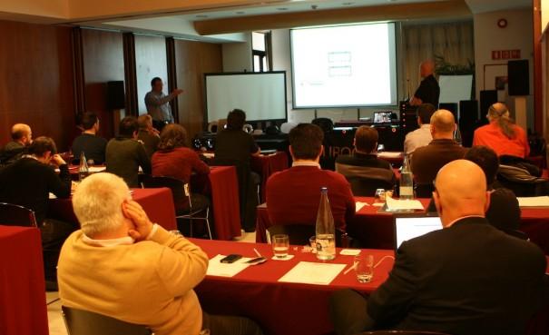 Presentación de la marca Eurocom de Behringer por Seesound