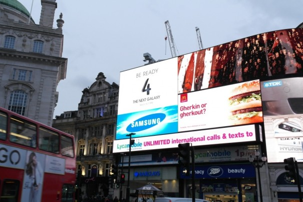 Samsung Galaxy Londres