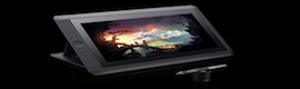 Wacom presents its interactive display Cintiq 13 high definition for design professionals
