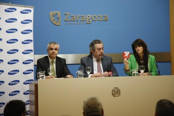 El Ayuntamiento de Zaragoza apuesta por la tecnología NFC con Samsung