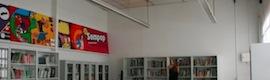 Iluminación telegestionada con KNX y Desigo Insight de Siemens en la escuela Illa de Sabadell