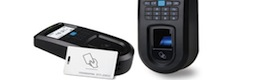 Anvif VF-30: control de acceso biométrico con sensor dactilar óptico