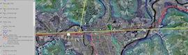 Imágenes globales de desastres naturales en veinte minutos con RDNA Saint