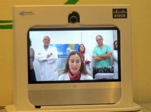 Cisco Healthpresence Canarias