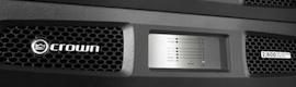 La nueva serie de amplificadores DCi de Crown, disponible en España y Portugal de la mano de Earpro
