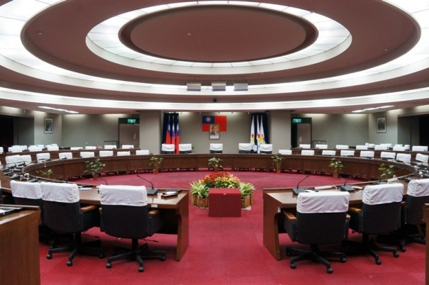 Sala de Juntas en Taipei con DIS