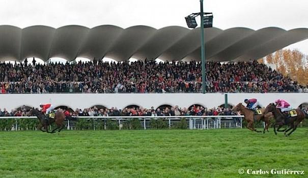Hipódromo de la Zarzuela (Foto: Carlos Gutiérrez / Hipódromo)