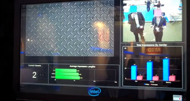Intel ISS Digital Signage con AOpen