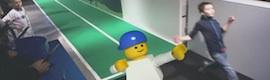 La realidad aumenta da vida a las figuras de Lego