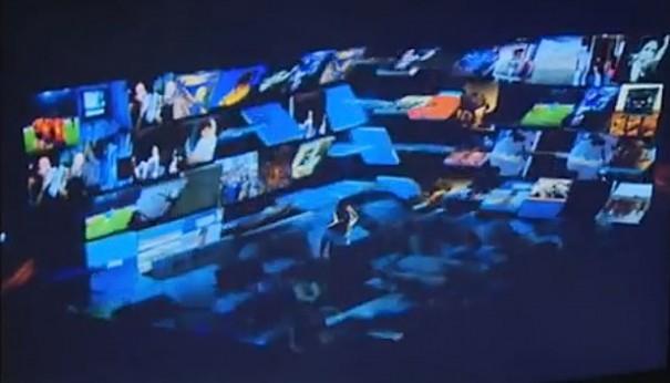 Mapping en '2012' de TVE