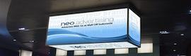 Terra emitirá videoinformativos en pantallas de digital signage de Neo Advertising