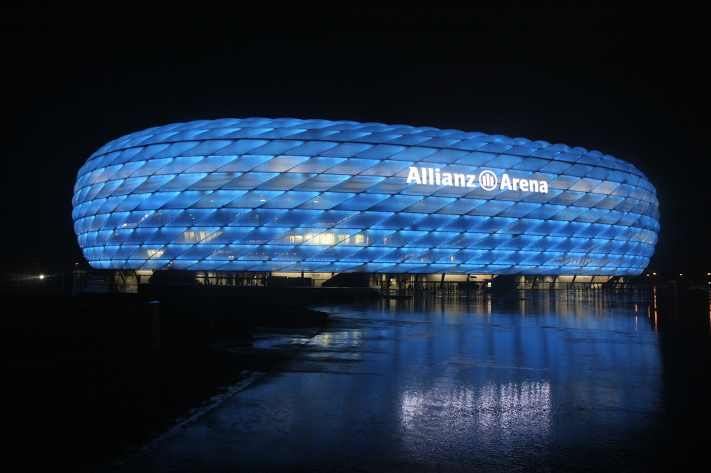 OSRAM schafft ein neues Konzept der Led und Oled in der Münchner ...