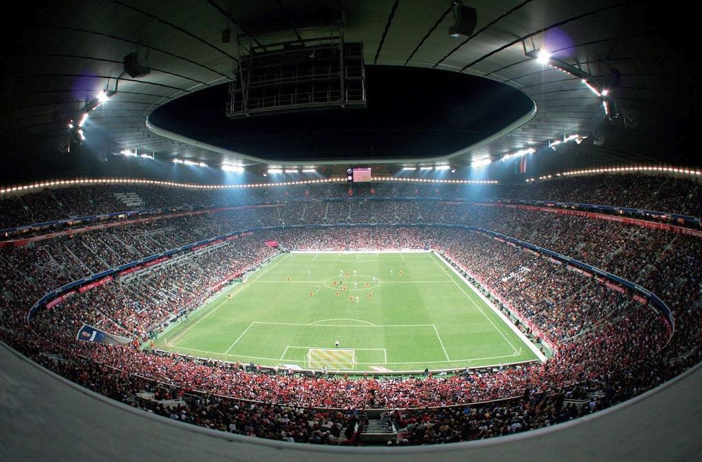 Osram crea un nuevo concepto de iluminación Led y Oled en el estadio ...