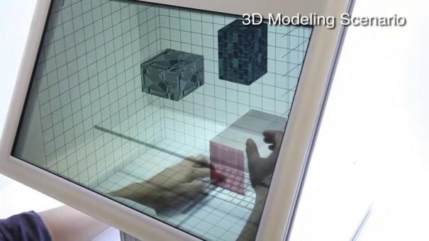 SpaceTop 3D