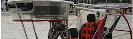 Tecnología española hace posible la imagen hiperespectral para teledetección