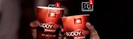 Budweiser une el consumo con Facebook a través del brindis
