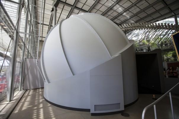 Domo de la Academia de las Ciencias de California