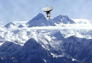 Ncell antenna Everest