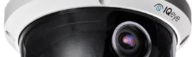 IPtv comercializa las cámaras IP de alta resolución con WDR IQeye