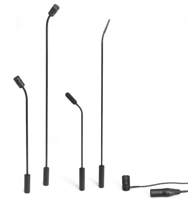 DPA Podium Microphones