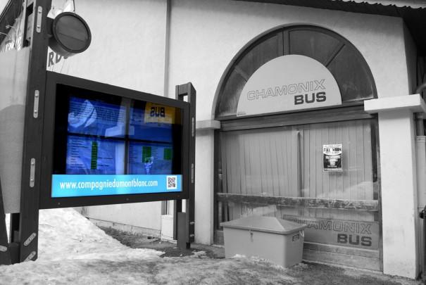 Navori QL estacion de esqui de Chamonix Mont Blanc