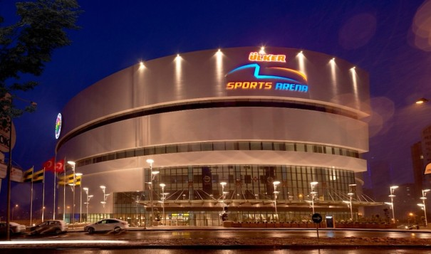 GE Lighting Ulker Arena