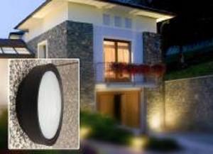 GlacialLight plafon LED exterior
