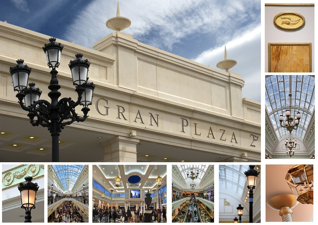 Visualcounter registers the influx of people in the dc - Zara gran plaza 2 ...