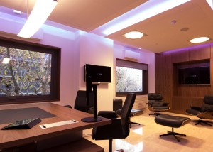 Value HM office with Philips luminaires