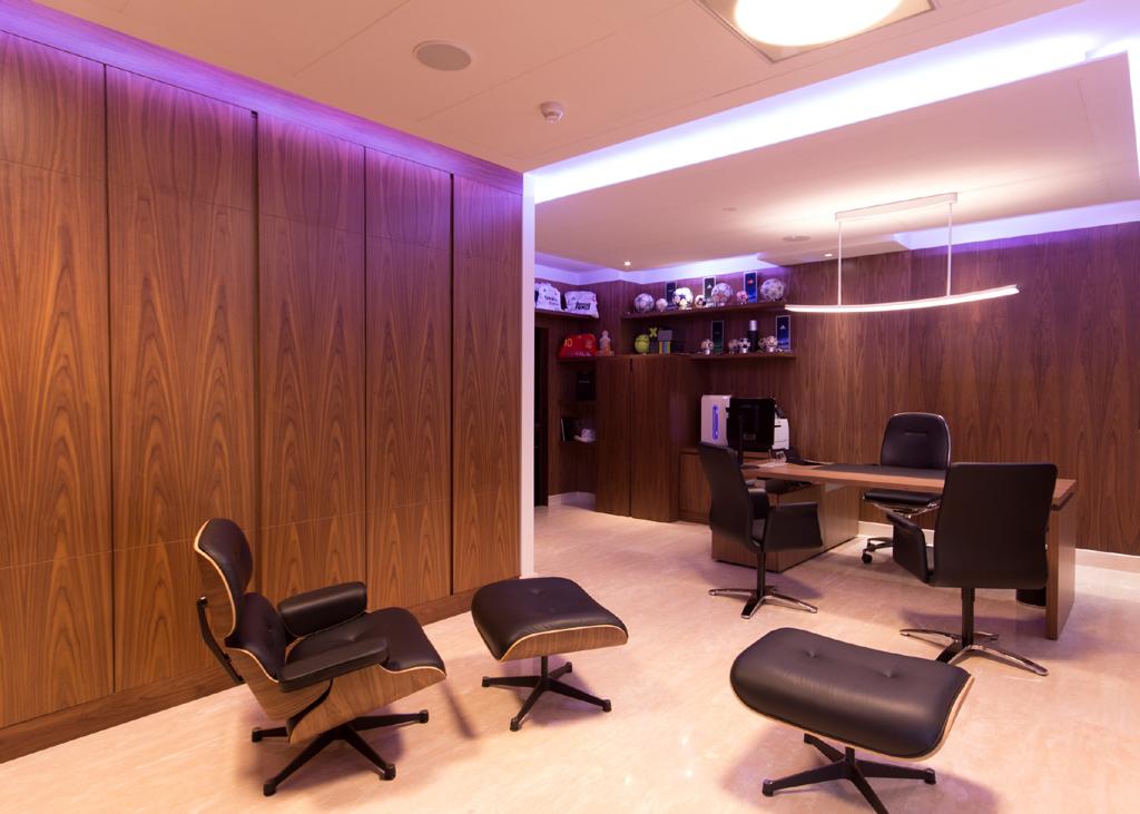 Hm value dise a sus oficinas con las luminarias led de philips for Iluminacion led oficinas